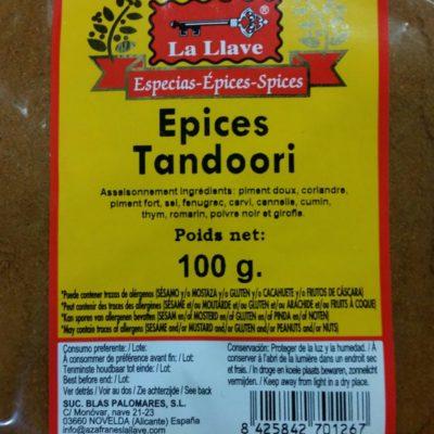 Специи для тандыра