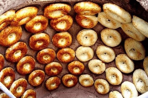 Лепёшки в тандыре