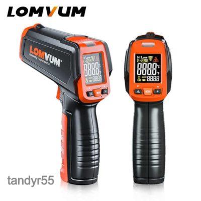 цифровой инфракрасный термометр LOMVUM
